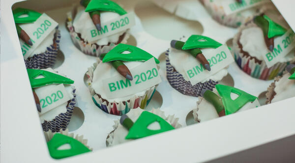 BIM cupcakes