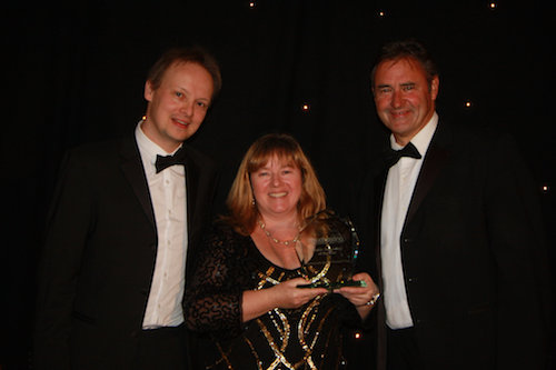 Vectorworks Nomad wins Mobile Technology award.