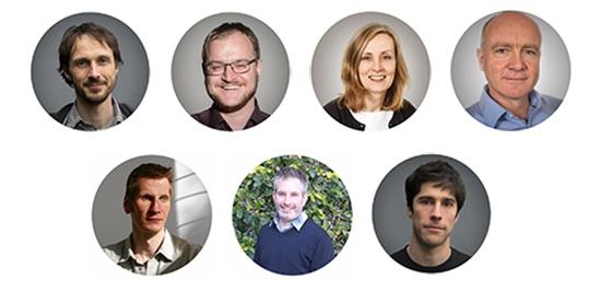 Seven Design Summit Speakers
