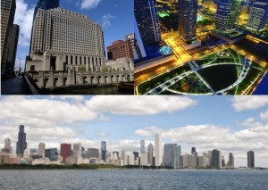 Some of the sights to be seen on the architecture tours