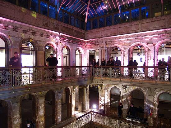 2013 Spring Benefit at 5 Beekman Place (Photo: John Hill/World-Architects)
