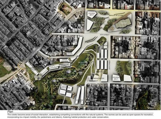 Circasia Street Plan