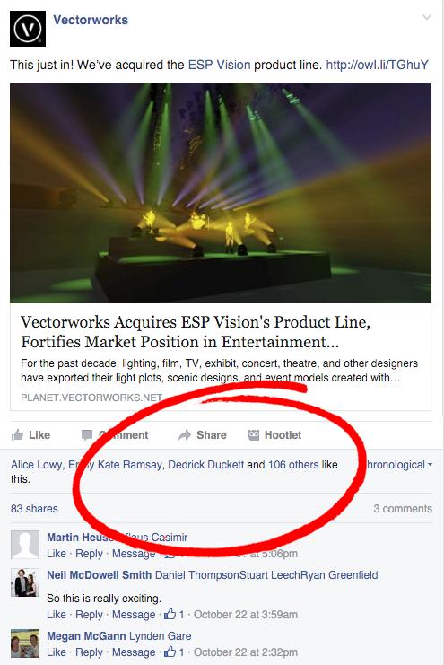ESP FB Post