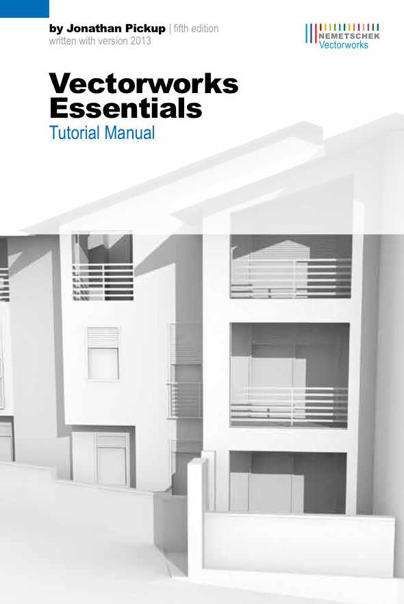 new vectorworks essentials tutorial now available rh blog vectorworks net vectorworks architect tutorial manual pdf vectorworks architect tutorial manual eighth edition pdf