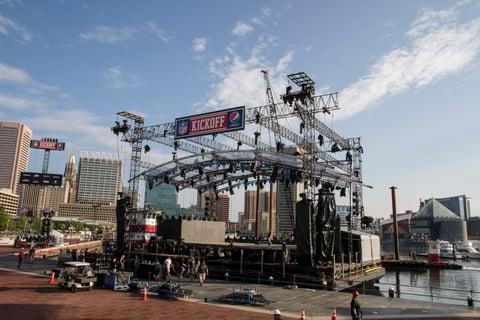 2013 NFL Kickoff Stage