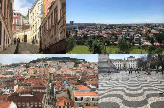 Pictures from my time so far in Lisbon, Portugal
