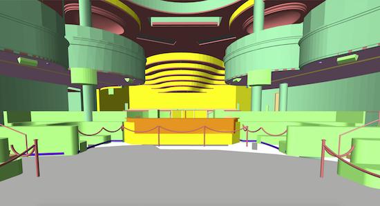 OMNIA 3D Render