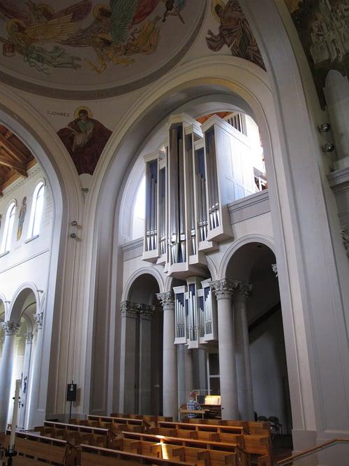 St. Joseph Abbey, Benedict, Louisiana