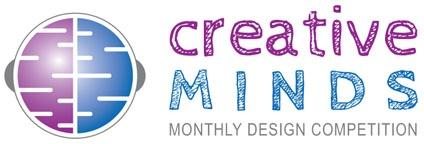 88022d51566 Creative Minds Monthly Design Competition is launched!
