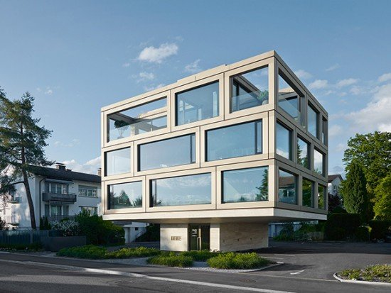 Bürogebäude Wüst und Wüst Photo by David Willén