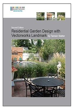 residential garden design with vectorworks landmark