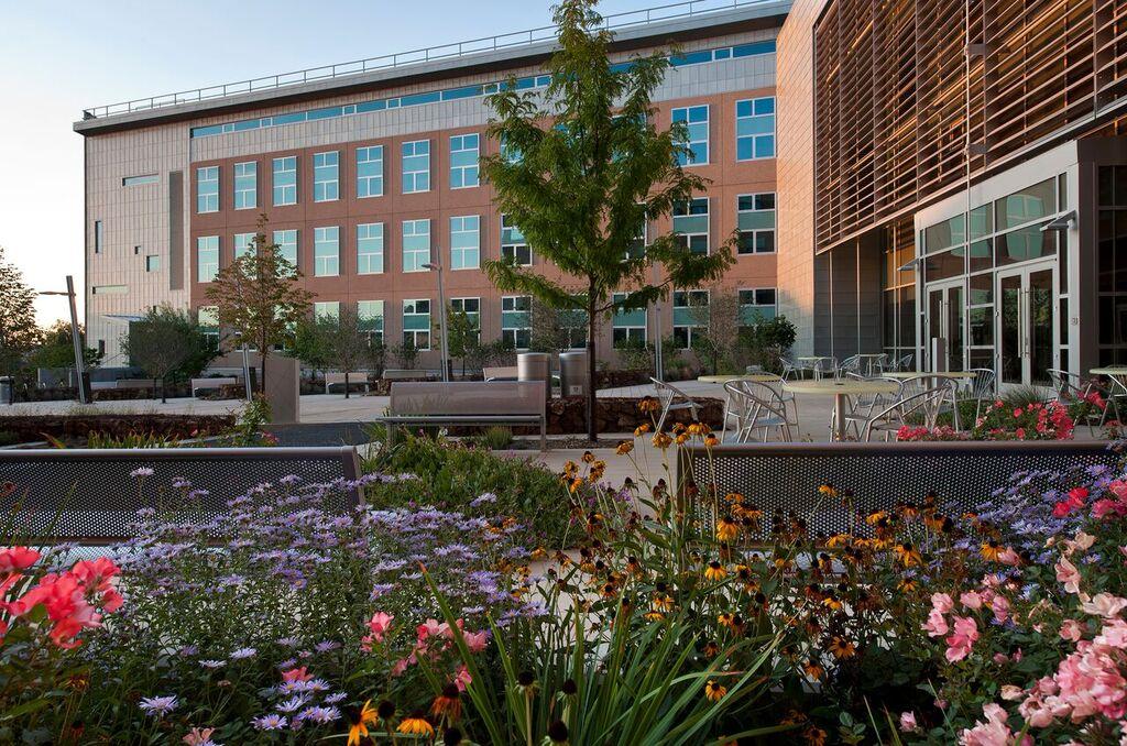Brian Nicholson's NREL Research Support Facility design.
