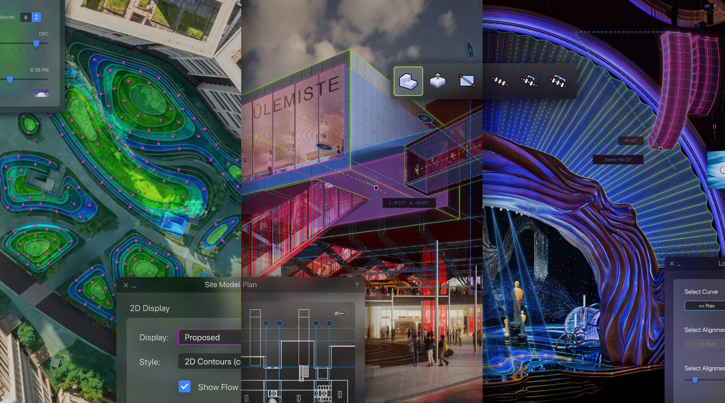 Say Hello to #Vectorworks2021